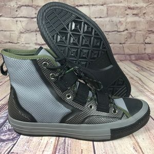 CONVERSE Chuck 70 Tech Hiker High Grey Green Black